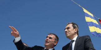 Орешарски и Папазов - премиер и транспортен министър