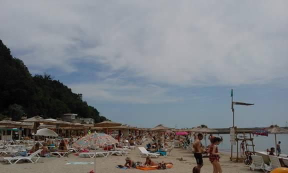 плаж, каварна