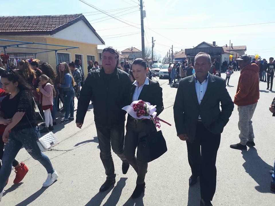 Ставрева, хоро, Великден, ромска махала