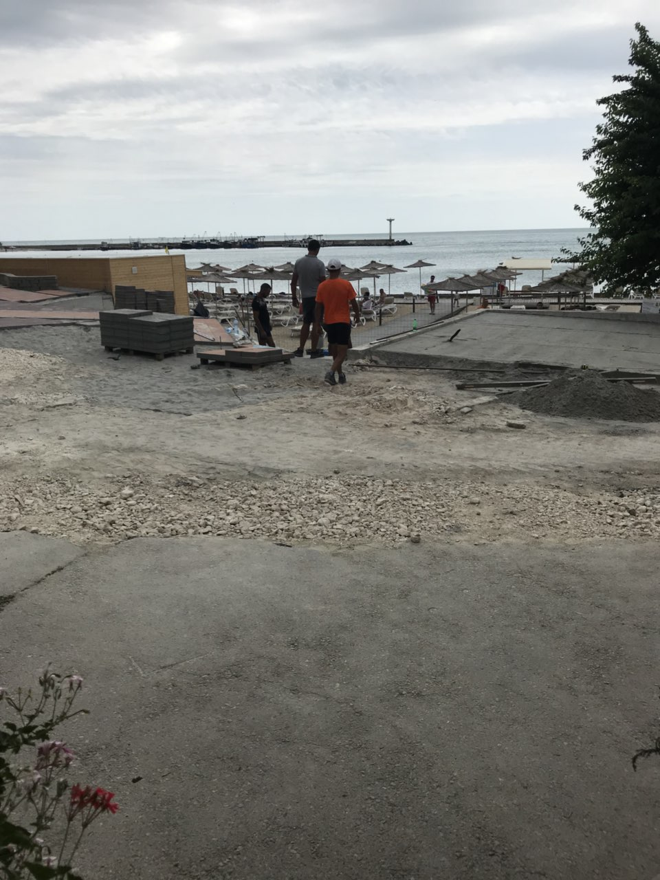 крайбрежна зона, каварна