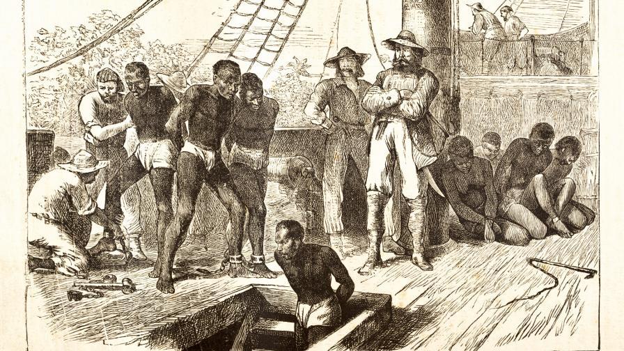 """Резултат с изображение за """"Франция забранява робството"""""""