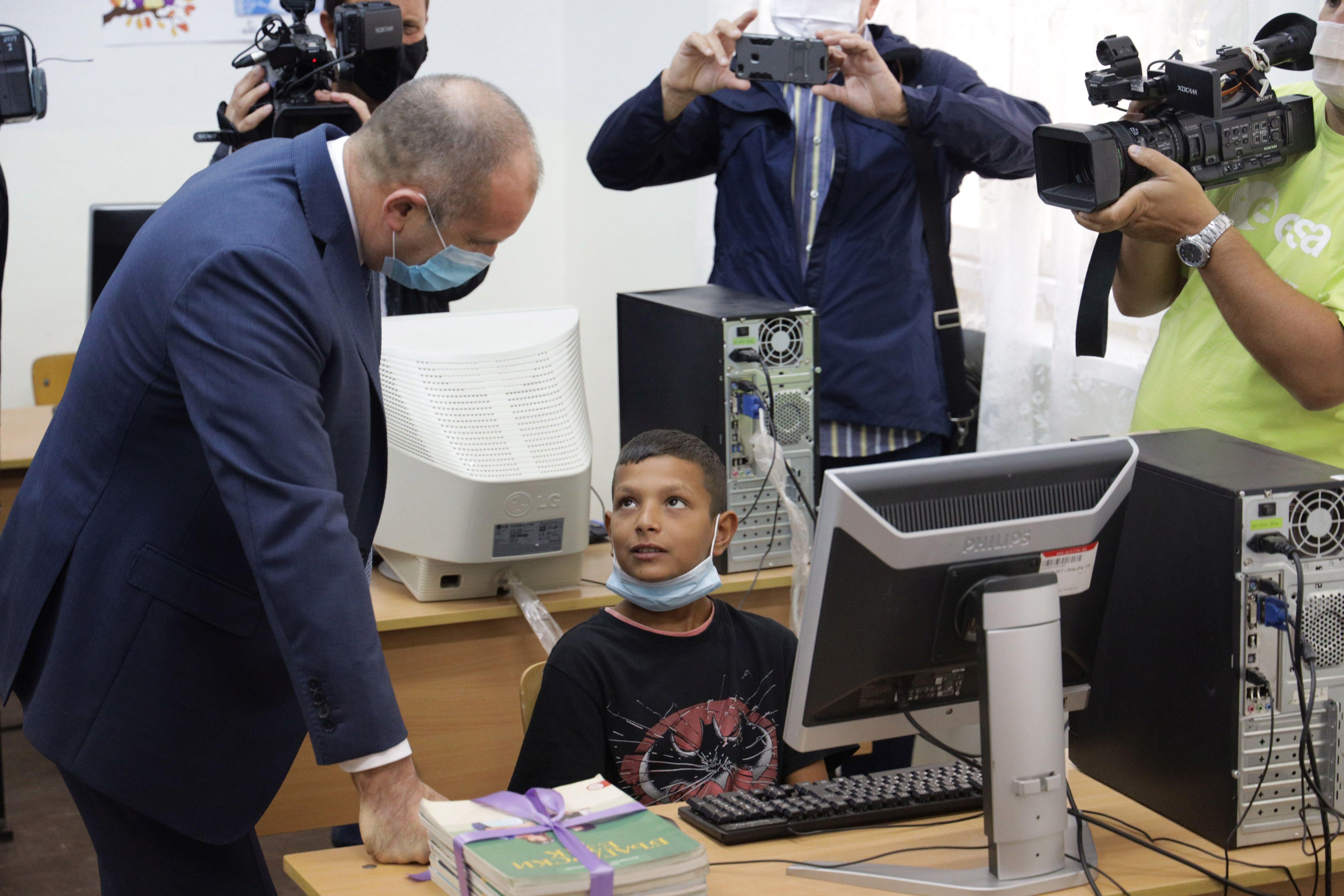 президент, трекляно